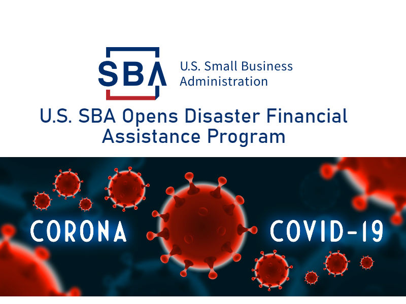 US-SBA-Opens-Disaster-Financial-Assistance-Program-Due-To-Coronavirus-COVID-19